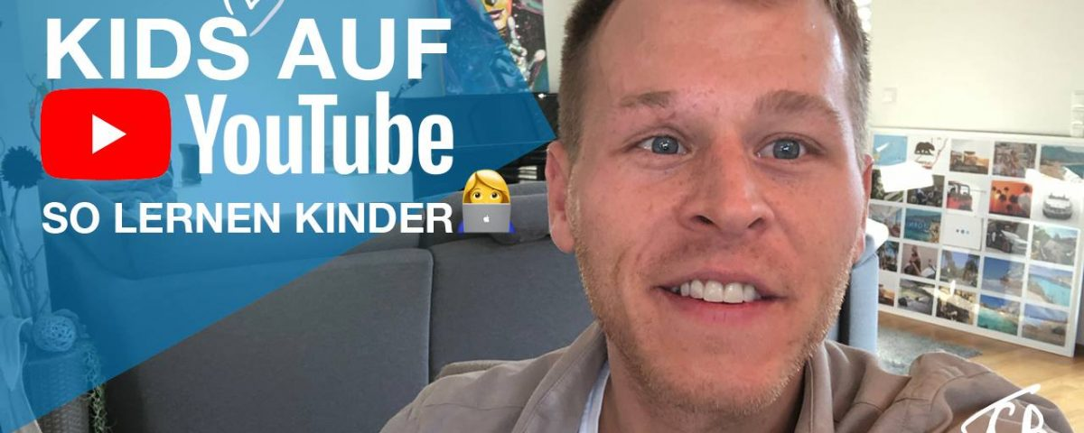 Kinder auf Youtube